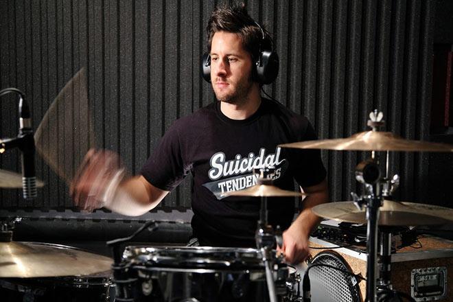 Drummer giỏi - Yếu tố đầu tiên làm nên một bản thu drums tốt