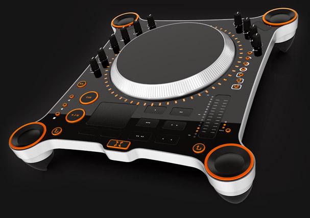 Thiết bị MIDI điều khiển phần mềm DJ trên PC