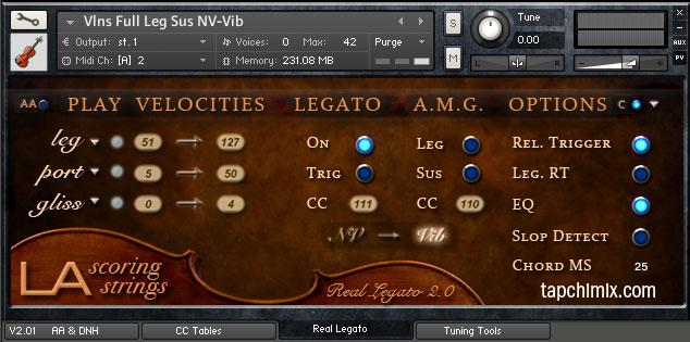 Phần mềm này có chức năng như 1 Hardware Sound Module