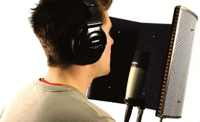 Tiêu âm để thu hát tốt hơn
