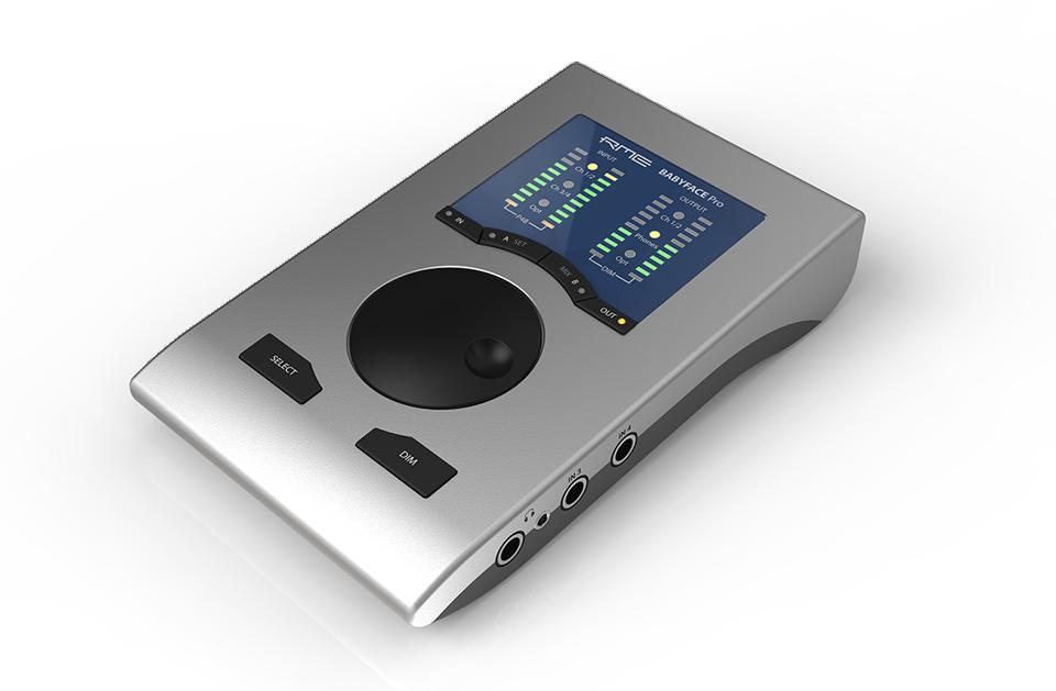 RME BabyFace Pro - Audio Interface USB tốt toàn diện nhất 2016!