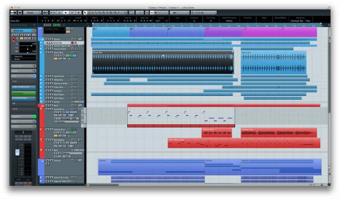 Cubase 7 - Phần mềm thu âm chuyên nghiệp