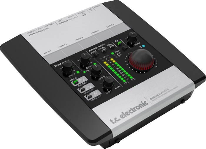 TC Desktop Konnekt 6 - Audio Interface tốt nhất trong tầm giá 200$