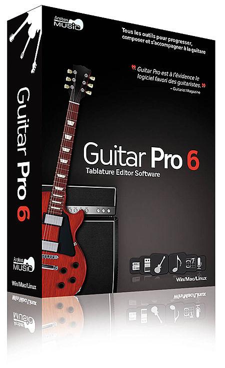 Guitar Pro 6 - Lột xác!