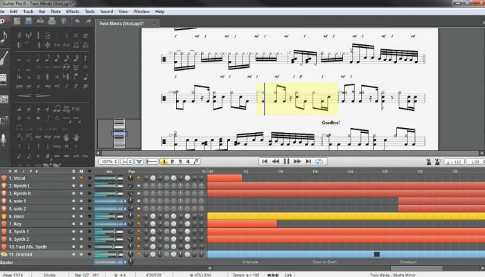 Nếu soạn nhạc, đừng dùng Guitar Pro 6! Hãy dùng Guitar Pro 5!