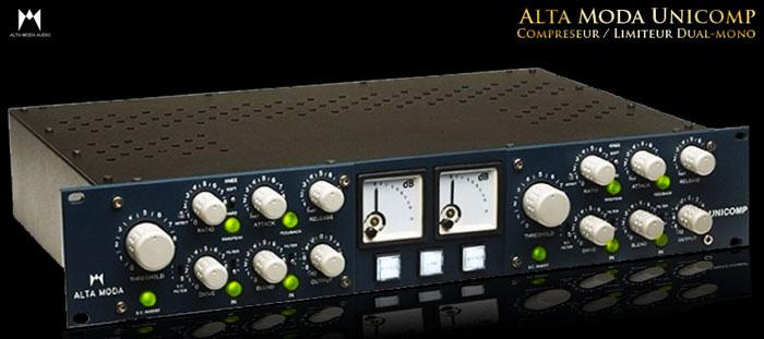 Alta Moda UniComp - VCA Compressor cao cấp