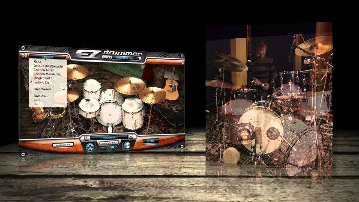 Làm track drums chuyên nghiệp cực dễ với EZdrummer