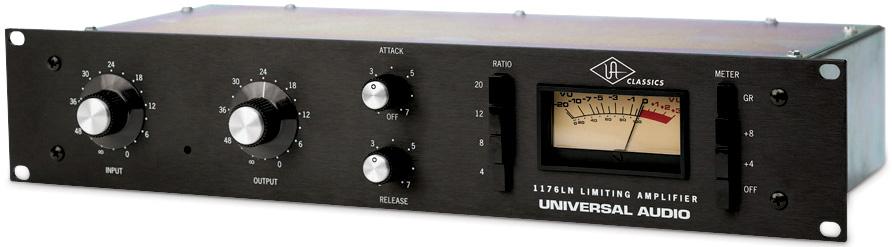 """UREI 1176 là 1 FET Compressor tạo ra thứ âm thanh """"ma thuật"""" đằng sau rất nhiều bản hit"""