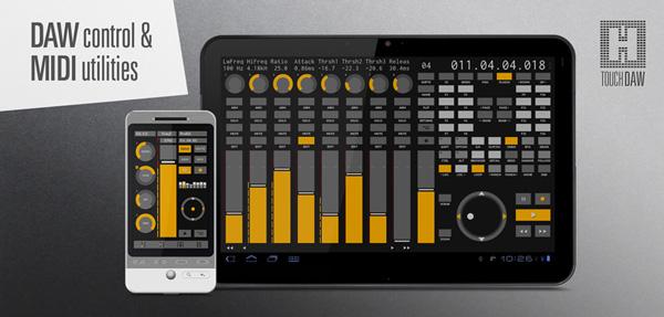 TouchDaw - Control Surface App tốt nhất trên Android