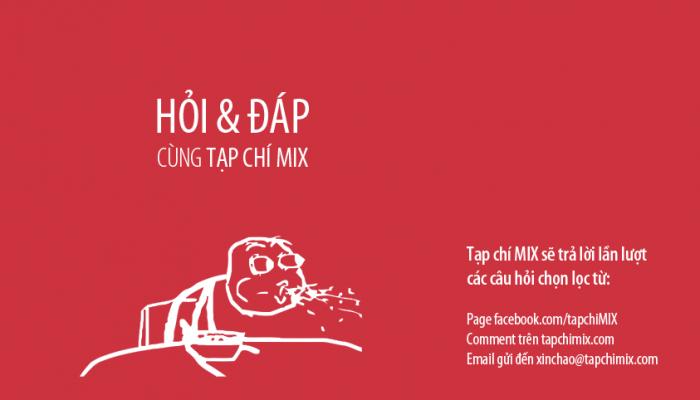 Hỏi đáp về Sản xuất âm nhạc cùng Tạp chí MIX – #1