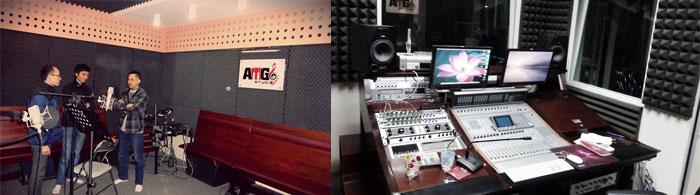 Studio-Tour