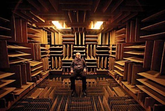 Căn phòng tĩnh lặng nhất thế giới. Không ai chịu được quá 1 tiếng tại đây
