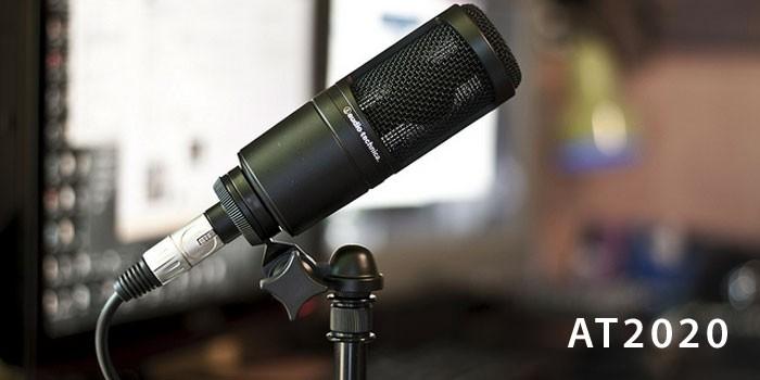 Soi hàng #5 – Audio Technica AT2020 – Trâu và đa năng [Video]