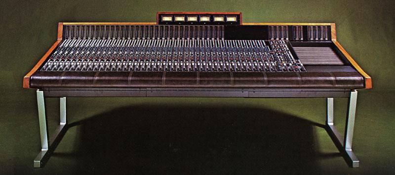 Harrison 32C Series Console
