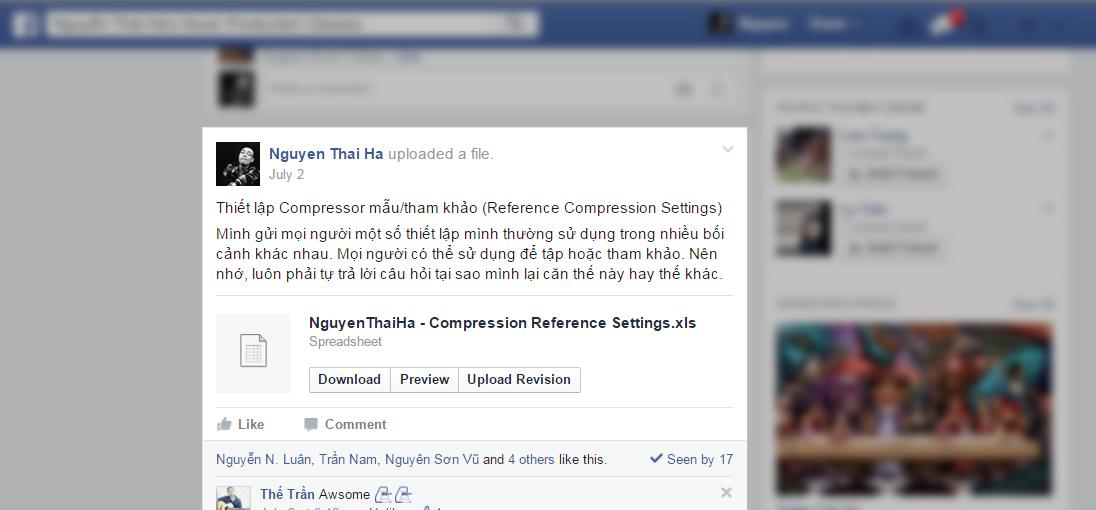 Nhóm thảo luận kín trên Facebook cho học viên cũ trên Facebook Group