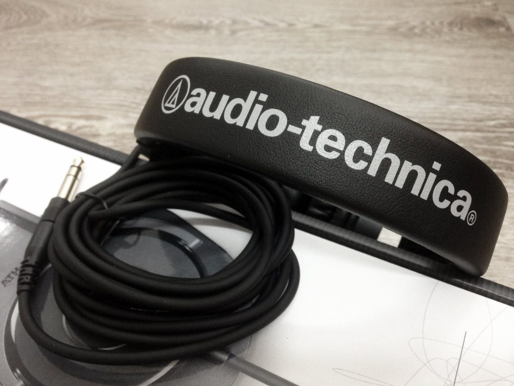 ATH-M20x straight cable