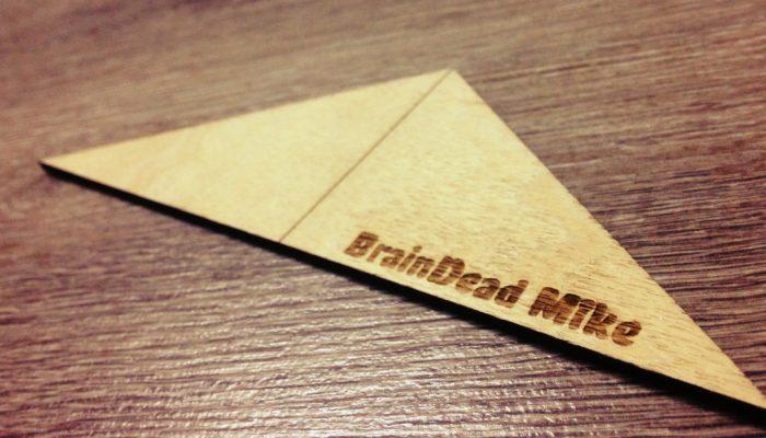 Xin chào, tên tôi là BrainDead Mike