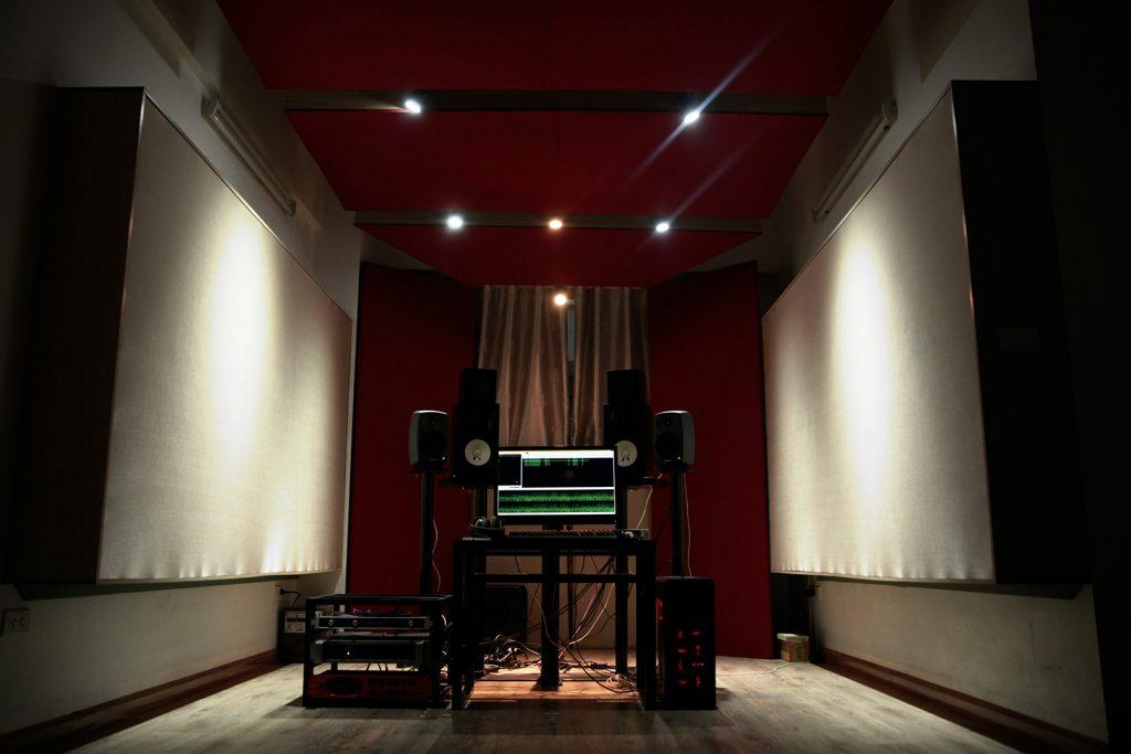 Mixing Room của mình