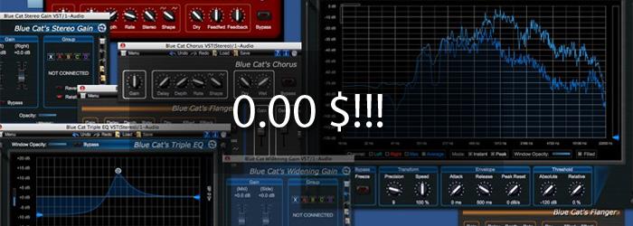 Audio Plugins và VSTi Miễn phí có đáng dùng không?