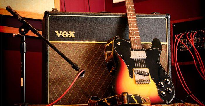 10 mẹo nhỏ giúp bạn thu Electric Guitar tốt hơn