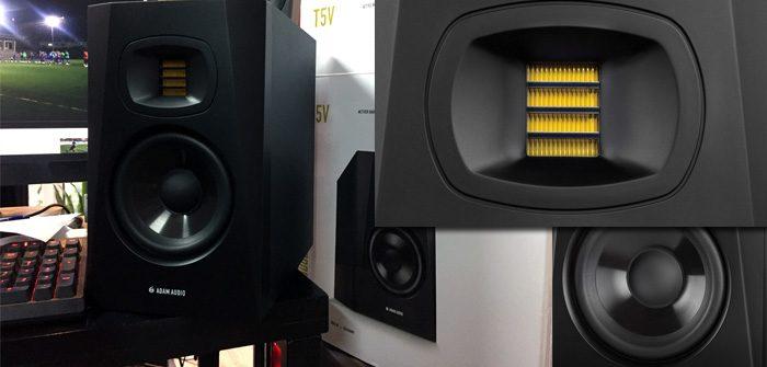 Đánh giá Adam T5V Studio Monitor