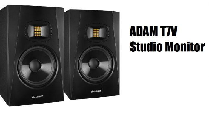 Đánh giá ADAM T7V – Nearfield Studio Monitor