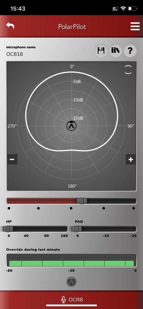 polar pilot mobile app