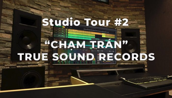 studio tour true sound records